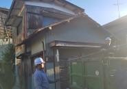 久喜市菖蒲町木造2階建解体工事